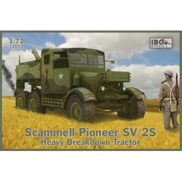 Scammell Pioneer SV/SS Heavy  1/72