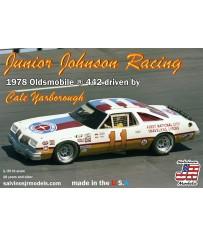 Junior Johnson Racing 1978 Old.1/25