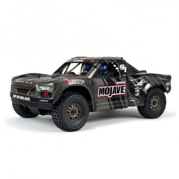MOJAVE 1/7th 4wd EXtreme Bash Roller Black