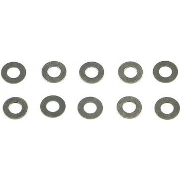 Stainless Steel Shims 3x6x0.1 (10)