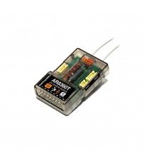 AR8360T 8 Channel SAFE & AS3X Telemetry Receiver
