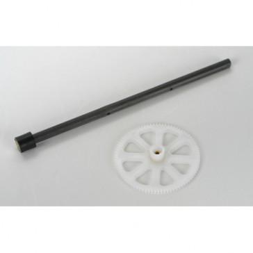 NEW Blade EFLH2213 Outer Shaft /& Main Gear Set MCX MCX2