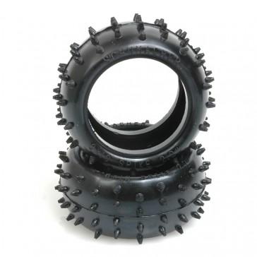 Full Spike - Rear Tyres- Yellow - 2.2 (pr)