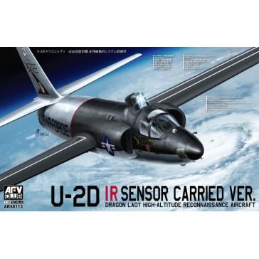 U-2D IR Sensor Carried Version 1/48