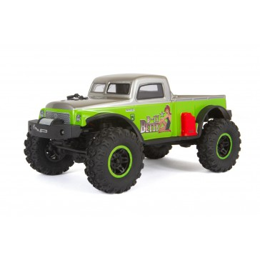 SCX24 B-17 Betty Limited 1/24 4WD-RTR Green