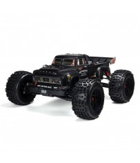 1/8 NOTORIOUS 6S V5 4WD BLX Stunt Truck with Spektrum Firma RTR, Blac