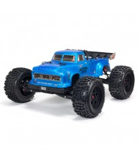 NOTORIOUS 6S 4WD BLX 1/8 Stunt Truck RTR Blue