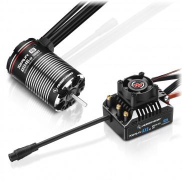 Xerun Axe540L R2-2800kV FOC Combo for Rock Crawler