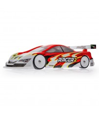 1/10 Touring Car 190MM Body - RACER 2