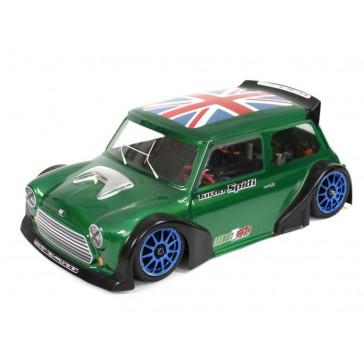 1/10 Mini Car (M-chassis) 160MM Body - TURBO SPIDI