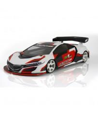 "1/12 GT12 Car body -  AKURA ""La Leggera"""