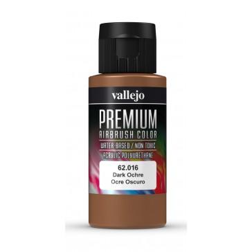 Premium RC acrylic color (60ml) - Dark Ochre