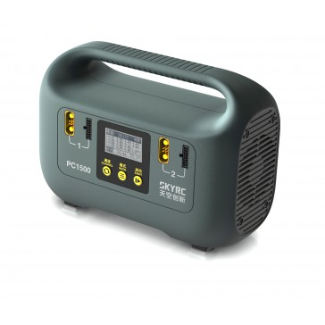 PC1500 AC Charger (12S-14S LiPo/LiHV - 1500w)
