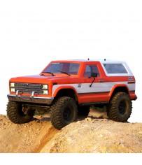 Crawling kit - AT4 EMO 1/10 RTR Kit (orange / white)