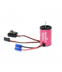 Brushless Motor/ESC, 2n1 Combo, 6000Kv: Mini-T 2.0