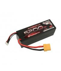 LiPo Battery 5200mAh 4S 40C XT-90 Plug