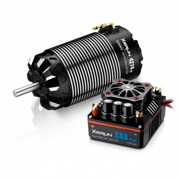 COMBO-XR8 Plus Combo with 4274 G3 2250KV MOTOR