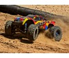 Maxx 1/10 Scale 4WD Brushless Monster Truck, VXL-4S, TQi Solar Flare