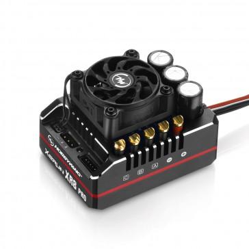 XR8 Pro G2 Brushless Regler 200A 2-4s LiPo, BEC 6A