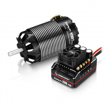 Xerun XR8 Pro G2 Combo with 4268-2200kV Off-Road