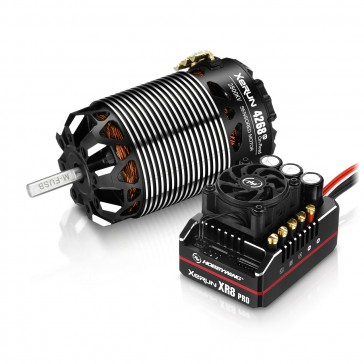 Xerun XR8 Pro G2 Combo with 4268-2800kV On-Road