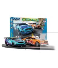 SCALEXTRIC DRIFT 360 RACE SET (6/21) *