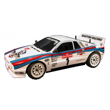 DISC.. LANCIA 037 EVO2 San Remo 1983 1/10 RC car RTR Kit