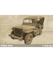 WILLYS JEEP MB 1:24 (?/20) *