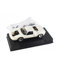 FORD GT 40 WHITE KIT W. PARTS (12/20) *