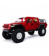 SCX10 III Jeep JT Gladiator w/Portals 1/10 RTR Grn