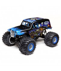 LMT 4wd Solid Axle Monster Truck, SonUvaDigger RTR