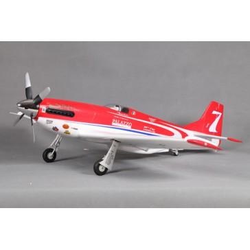 DISC.. Plane 1070mm P-51 Strega (high speed) PNP Kit