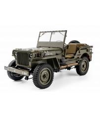 1/12 Willys MB scaler RTR car kit