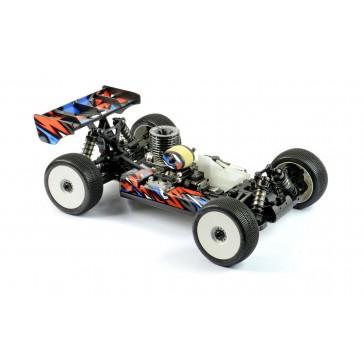 XRAY XB8'21 - 1/8 LUXURY NITRO OFF-ROAD CAR + FX K301 COMBO