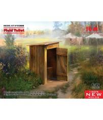 WC (Field Toilet) 1/35