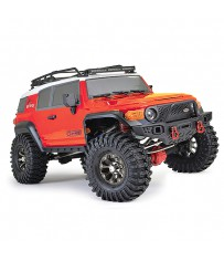 OUTBACK GEO 4X4 RTR 1:10 TRAIL CRAWLER - RED