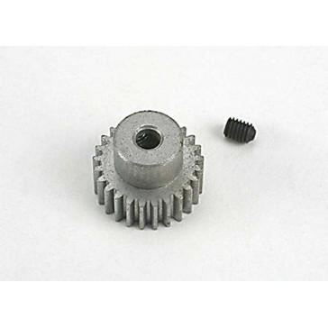 Gear, pinion (25-tooth) (48-pitch) / set screw