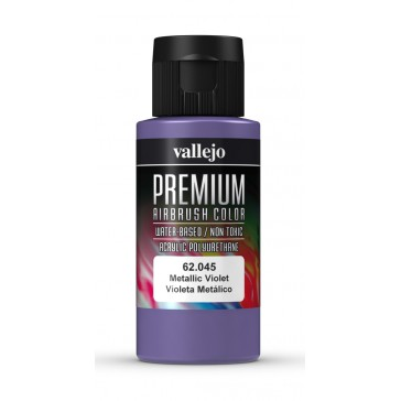 Premium RC acrylic color (60ml) - Metallic Violet