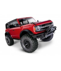 TRX-4 Bronco 2021 Crawler - Red