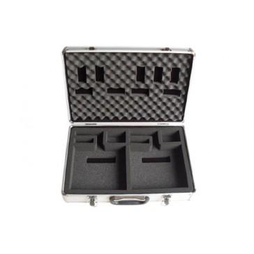 Aluminium Case - Double Tx