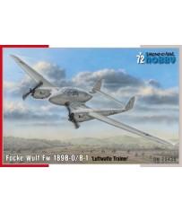Focke Wulf FW 189B Luftwaffe Trainer 1/72