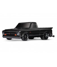 Traxxas Drag Slash 2WD TQi TSM (no battery/charger), Black