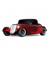 Hot Rod Coupe 1/10 Scale AWD 4-Tec 3.0, Red