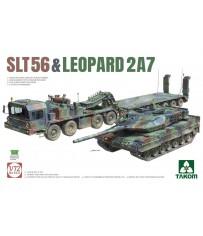 SLT56 & Leopard 2 A7 1/72