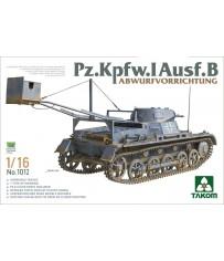 Pz. Kpfw.I Ausf.B Abwurfvorric. 1/16