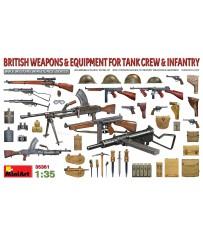 British Weapons & Equipment 1/35
