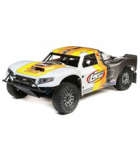 5IVE-T 2.0 V2: 1/5 4wd SCT Gas BND: Gry/Org/Wht