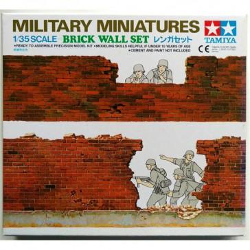 Murs de briques