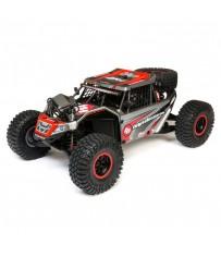 1/6 Super Rock Rey V2 4WD Brushless Rock Racer RTR, Gray