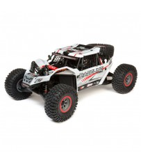1/6 Super Rock Rey V2 4WD Brushless Rock Racer RTR, White